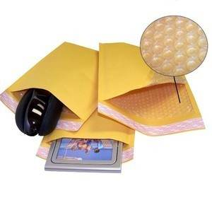 Stock Paper Bubble Mailers